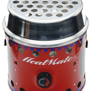 HeatMate Portable Ethanol Heater and Stove